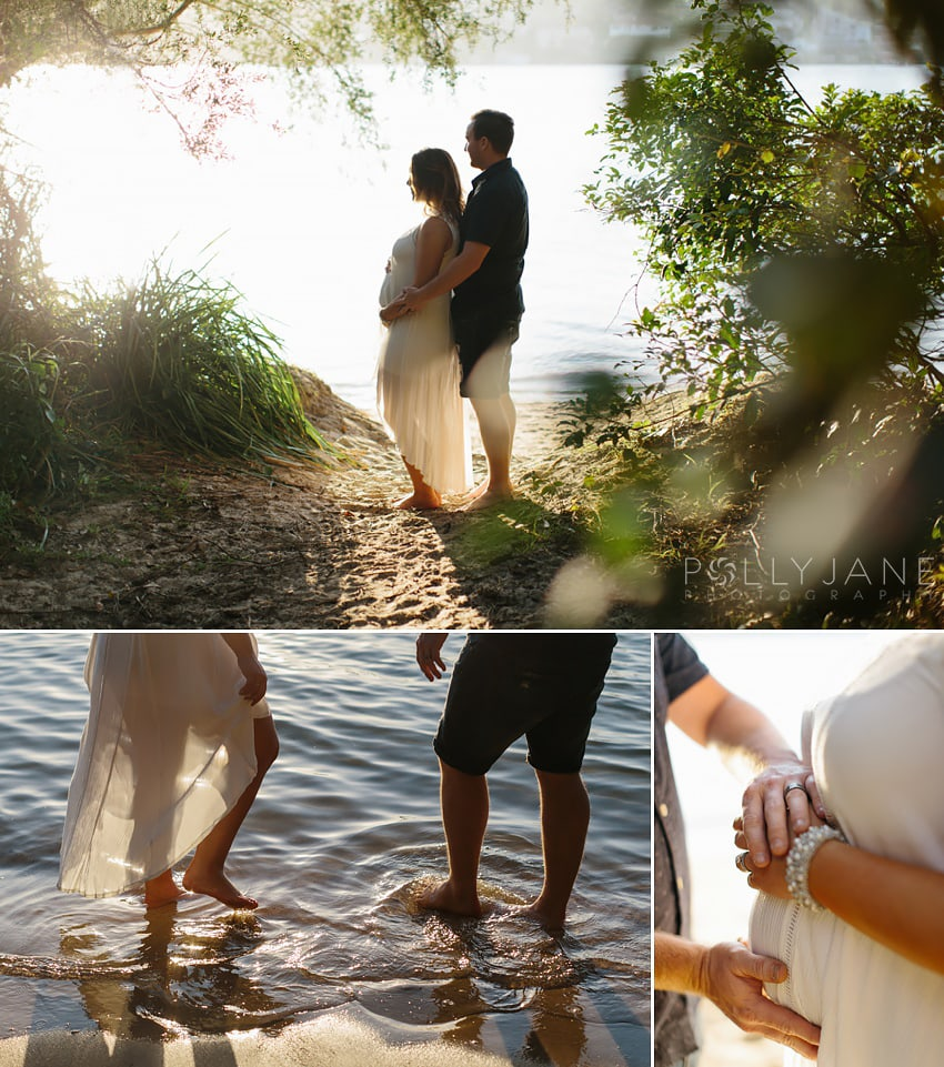 Sydney Sutherland Shire Maternity and Newborn Photographer Natural Style