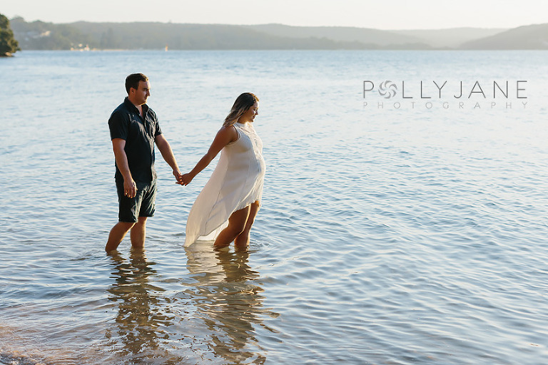 Sydney Sutherland Shire Maternity and Newborn Photography on location