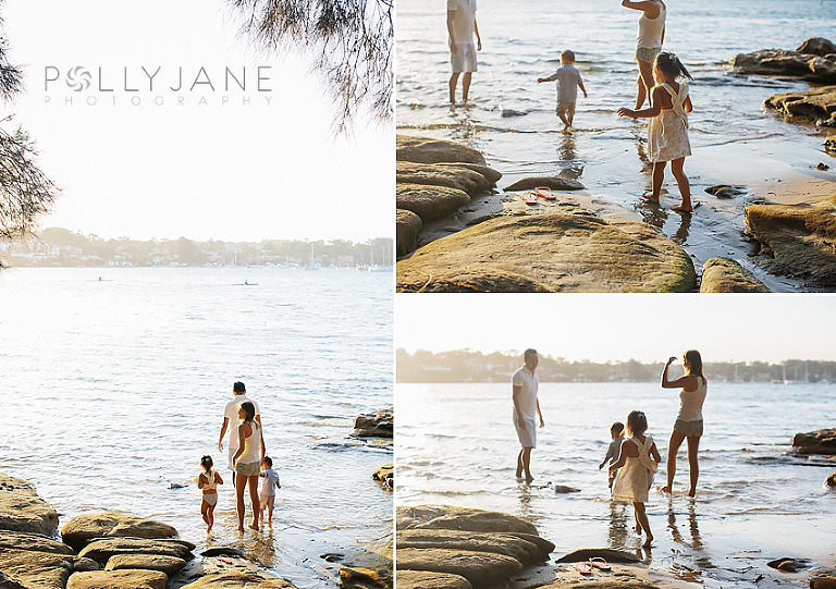 Beach Lifestyle Photography Session Sutherland Shire