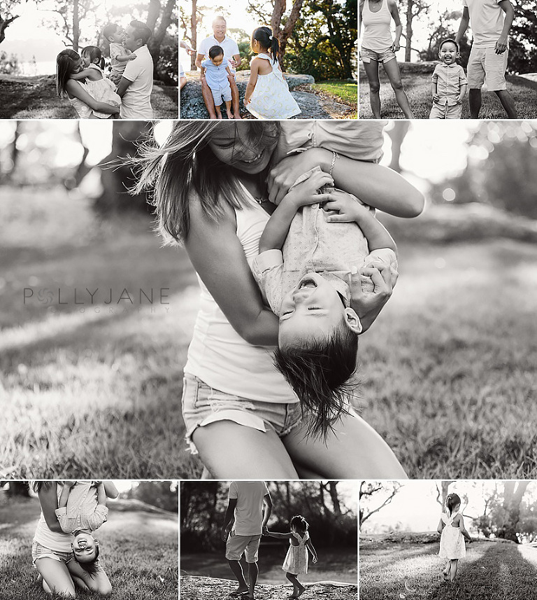 Natural and Fun Family Photography Sydney Sutherland Shire