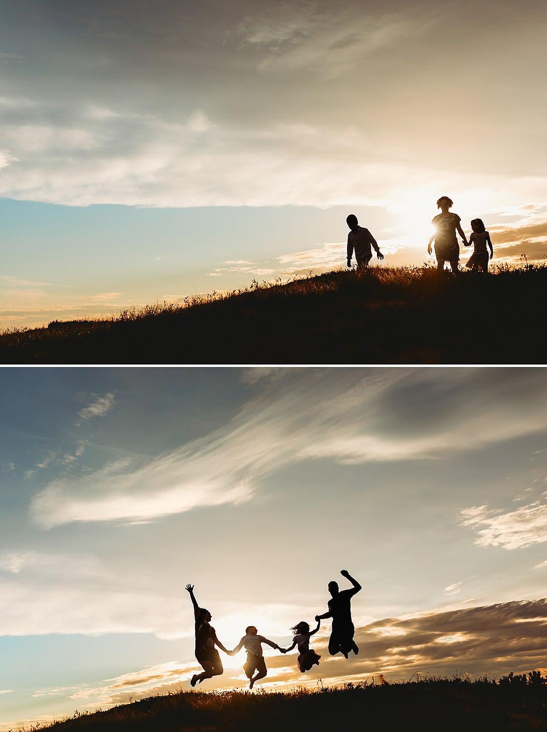 Sunset-family-photography-crinulla-sutherland-shire