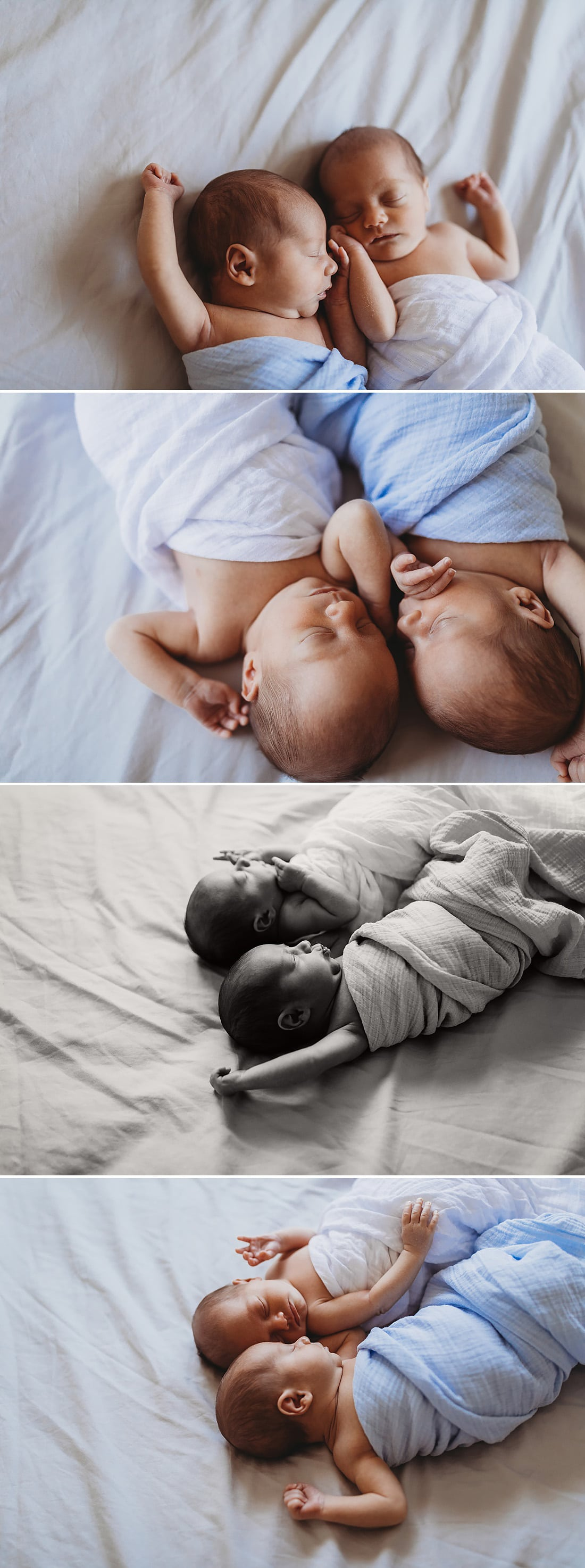 Sutherland-shire-newborn-twins-photography-at-home-sydney