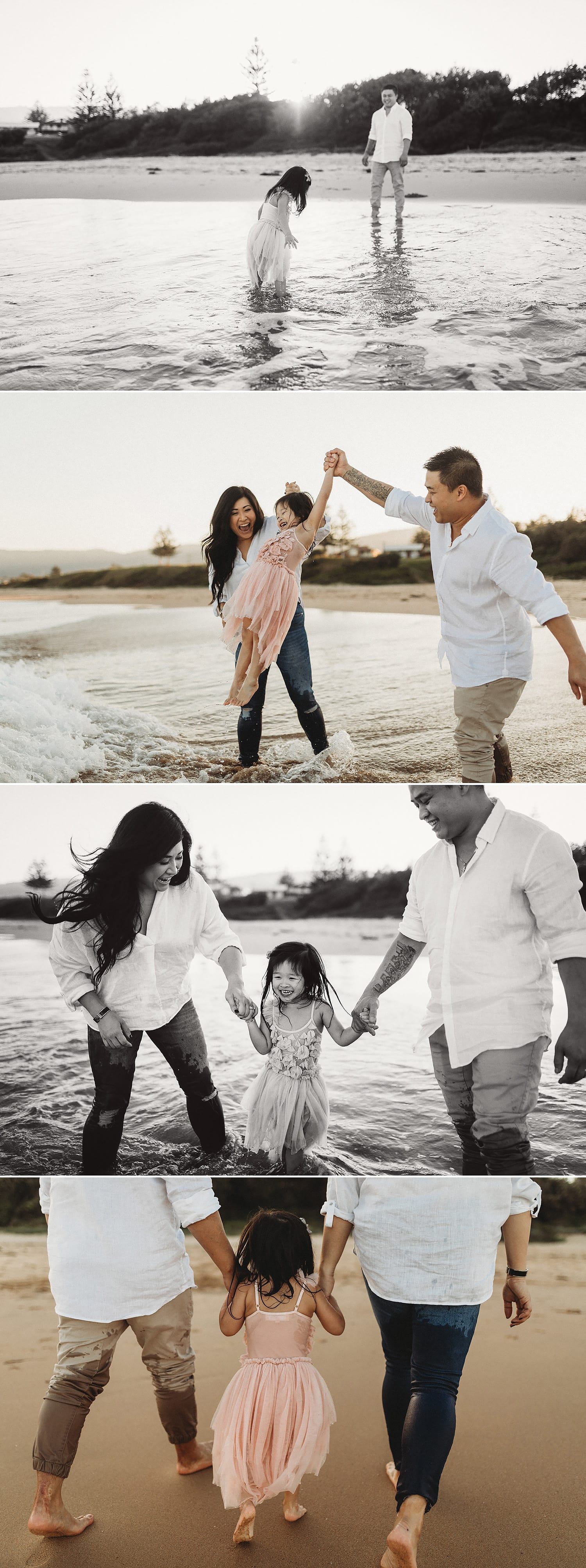Wollongong-Family-Photographer-Lifestyle-Beach-Session
